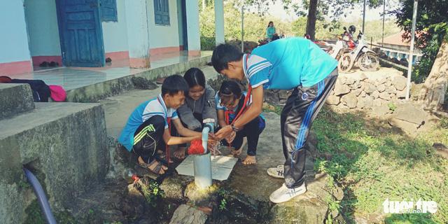Khởi công dự án nước sạch tại xã vùng sâu Đắk Nông - Ảnh 5.