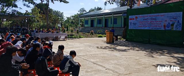 Khởi công dự án nước sạch tại xã vùng sâu Đắk Nông - Ảnh 2.