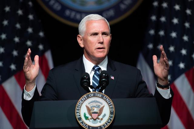 Ông Trump ra lệnh thành lập Bộ chỉ huy Không gian - Ảnh 1.