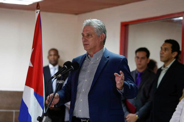 Chủ tịch Cuba sẽ tương tác với người dân bằng Twitter, YouTube - Ảnh 1.