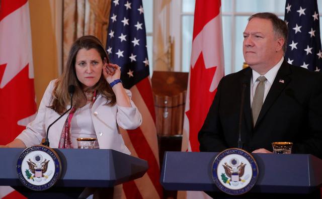 Báo Canada: Trung Quốc bắt công dân Canada thứ ba - Ảnh 1.
