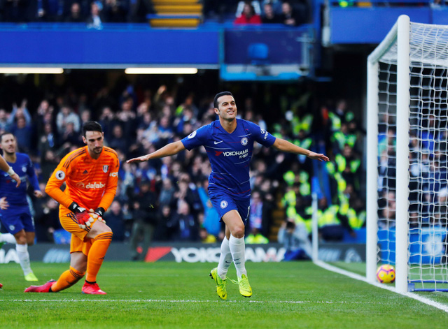 Chelsea thắng dễ Fulham tại Stamford Bridge - Ảnh 1.