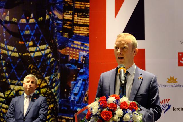 Đại sứ Anh: Việt Nam là một đối tác quan trọng - Ảnh 1.