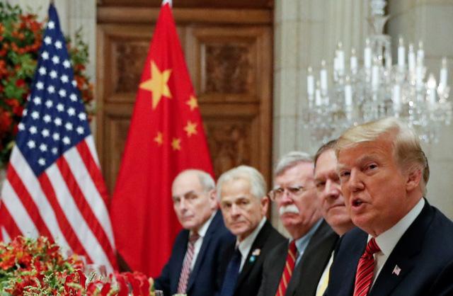 Trung Quốc thông báo Mỹ nhất trí ngừng đánh thuế mới - Ảnh 2.