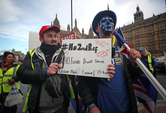 EU chuẩn bị kịch bản ly hôn không thỏa thuận với Anh - Ảnh 1.
