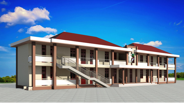 NutiFood tài trợ 10 tỉ đồng xây trường tiểu học ở Bình Dương - Ảnh 2.