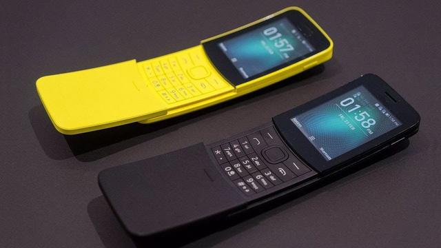"""Điện thoại phổ thông đang """"lấn lướt"""" smartphone - Ảnh 1."""