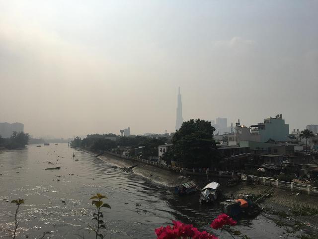Nam Bộ sương mù kéo dài nhiều ngày tới - Ảnh 1.