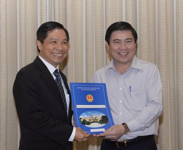 Ông Lê Nguyễn Minh Quang xin nghỉ việc - Ảnh 1.