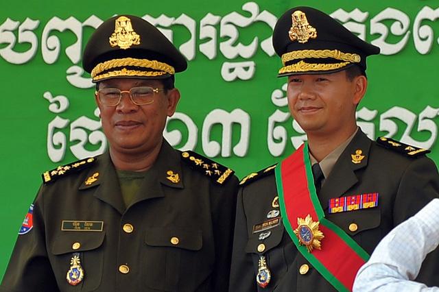 Thủ tướng Hun Sen dọn đường cho con trai - Ảnh 1.