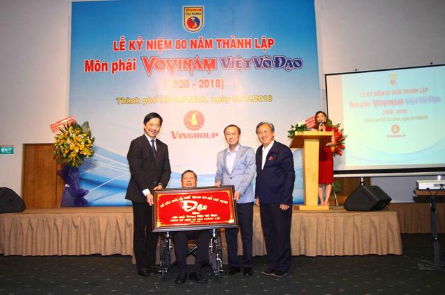 Vovinam kỷ niệm 80 năm thành lập - Ảnh 1.