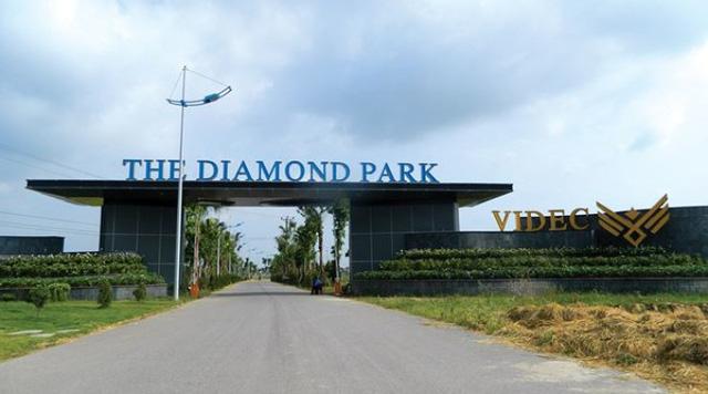 Thanh tra dự án The Diamond Park ở Hà Nội vì cắt xén đất - Ảnh 1.