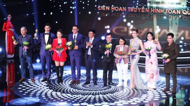 Lê Phương, Nhan Phúc Vinh - diễn viên xuất sắc Liên hoan truyền hình toàn quốc - Ảnh 1.