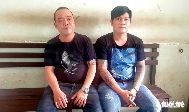 Bắt 3 người chuyên cho vay nặng lãi từ 20-25% ở Bình Tân nhiều năm nay - Ảnh 1.