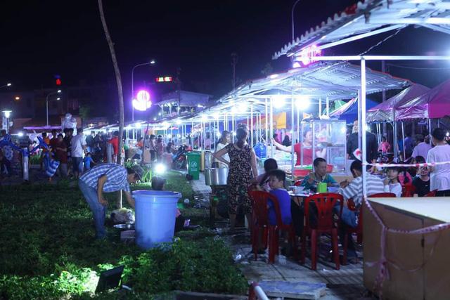 Thắng Lợi Riverside Market và chợ đêmWalking Night chính thức khánh thành - Ảnh 3.