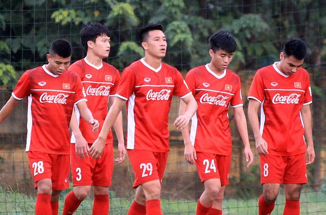 HLV Park Hang Seo vắng mặt, đội tuyển VN có HLV thể lực mới - Ảnh 2.