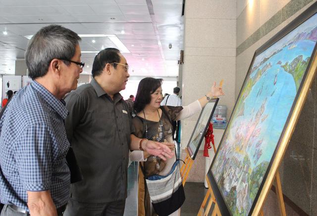 Trao giải hội thi sáng tác về chủ đề Học tập làm theo tấm gương đạo đức Hồ Chí Minh - Ảnh 2.