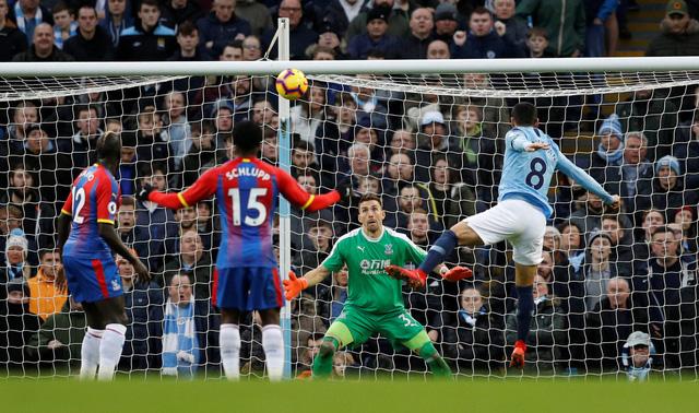 M.C thua sốc Crystal Palace tại Etihad - Ảnh 1.