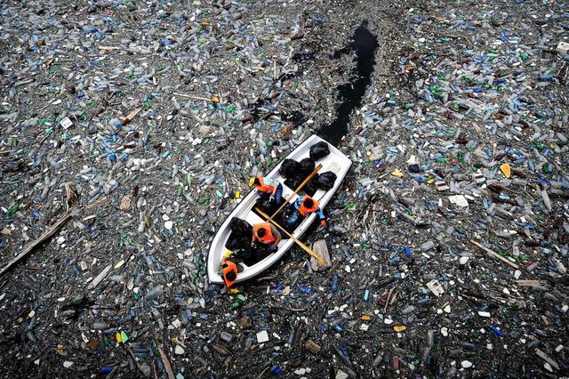 Tái chế rác thải nhựa, dư sức mua Microsoft, Apple lẫn Google  - Ảnh 1.