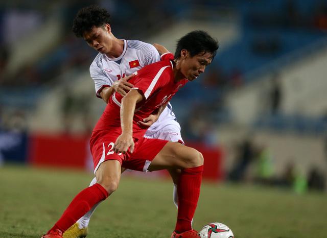 Việt Nam hòa Triều Tiên trong trận giao hữu đầu tiên chuẩn bị cho Asian Cup 2019 - Ảnh 1.