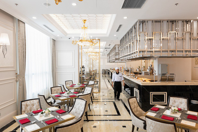 Bừng sáng viên ngọc Vinpearl Hotel giữa lòng Tây Ninh - Ảnh 6.