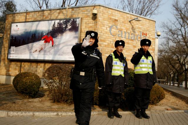 Trung Quốc bác bỏ yêu cầu thả hai công dân Canada - Ảnh 1.