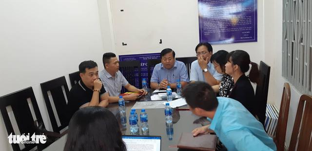 Hai công ty tổ chức đưa 152 khách sang Đài Loan có trụ sở ở Hà Nội - Ảnh 1.