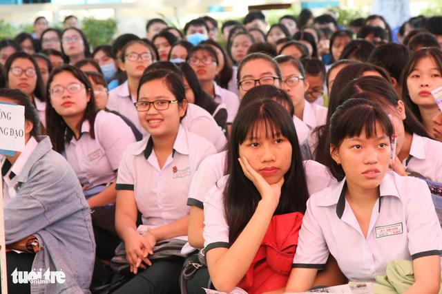 ĐH Mở TP.HCM: thí sinh được tuyển thẳng có cơ hội nhận học bổng - Ảnh 1.