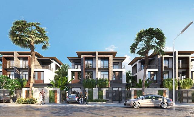 Goldsand Hill Villa hút khách đầu tư TP.HCM trong ngày giới thiệu - Ảnh 2.