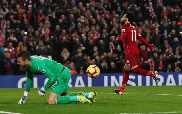 Liverpool và Tottenham đại thắng trong ngày Boxing day - Ảnh 1.