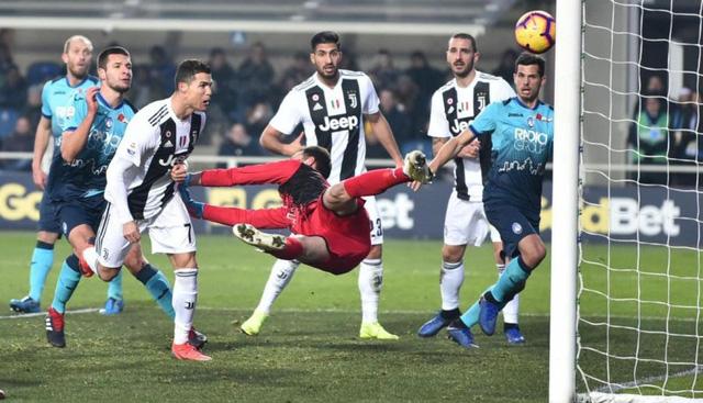 Ronaldo cứu Juventus thoát thua tại vòng 18 Serie A - Ảnh 2.