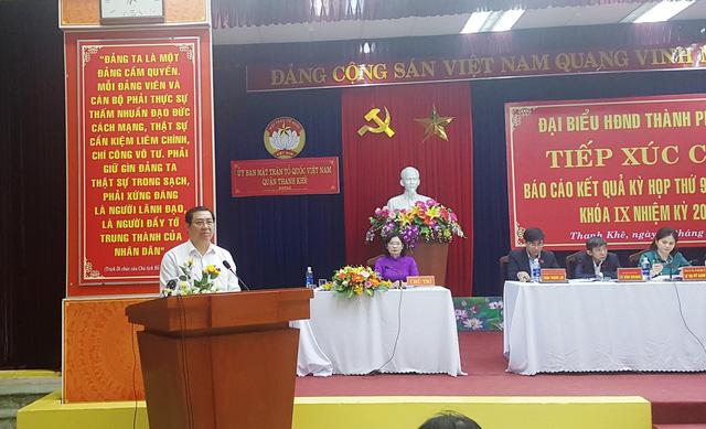 Chủ tịch Đà Nẵng nói rất khó lấy lại sân Chi Lăng - Ảnh 2.