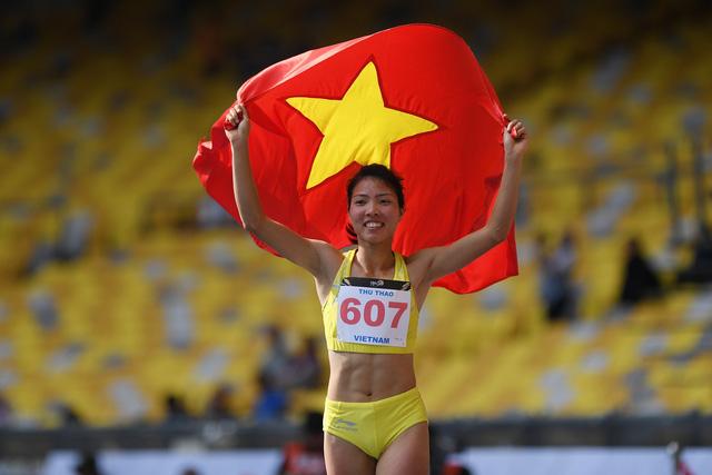 Bùi Thị Thu Thảo đánh bại Quang Hải để trở thành VĐV số 1 VN năm 2018 - Ảnh 1.