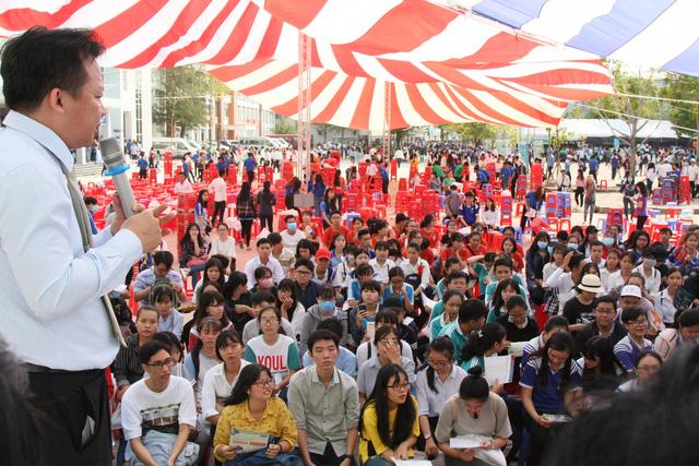 9.500 cơ hội dành cho thí sinh muốn vào Trường ĐH Cần Thơ - Ảnh 1.