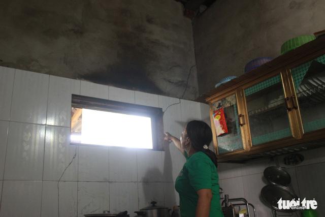 Hàng chục hộ dân mất ăn mất ngủ vì nổ mìn tại Quảng Ninh - Ảnh 3.