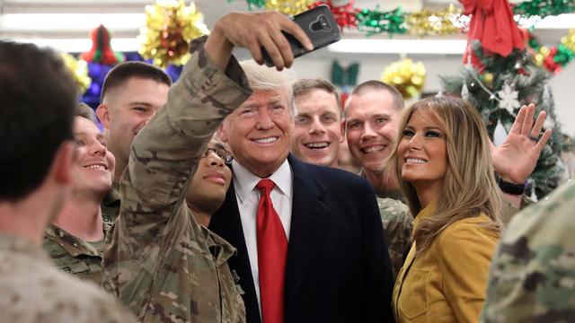 Toan tính của Trump với Syria, Iraq - Ảnh 1.