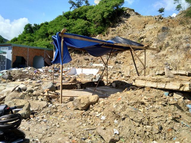 """Chủ dự án trên núi Cô Tiên """"thương lượng hỗ trợ"""" cho nạn nhân - Ảnh 2."""