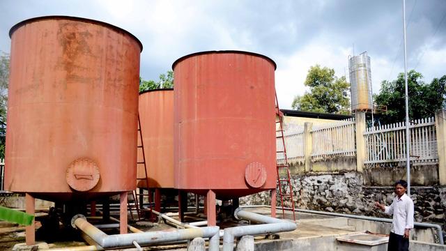 Không để dân dùng nước nhiễm arsen - Ảnh 1.