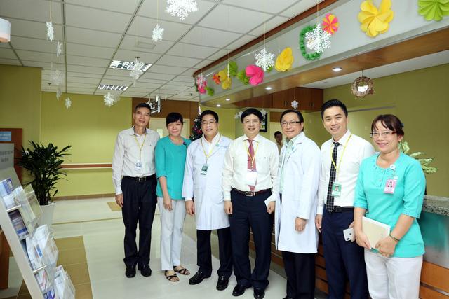 Bệnh viện Đại học Y Dược TP.HCM được đánh giá cao về chất lượng bệnh viện - Ảnh 1.