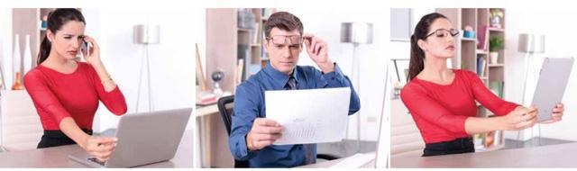 Giải pháp cho vấn đề lão thị sau tuổi 40 - Ảnh 1.