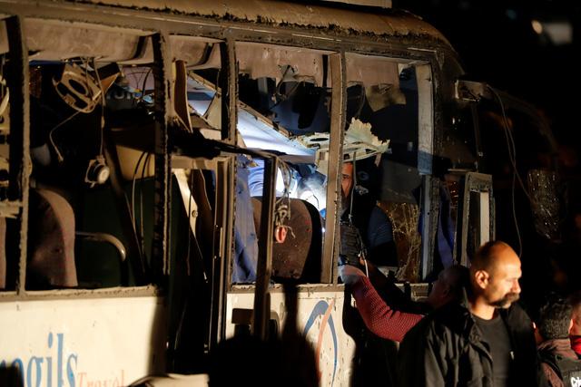 Ba du khách Việt thiệt mạng trong vụ đánh bom khủng bố ở Ai Cập - Ảnh 1.