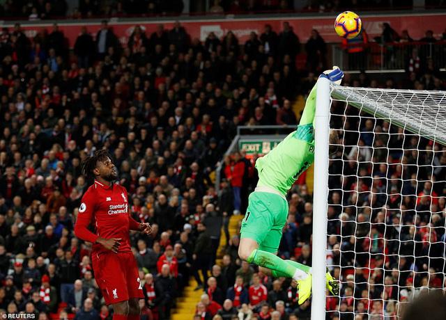 'Siêu dự bị' Origi giúp Liverpool hạ Everton ở phút 90+6 - Ảnh 1.