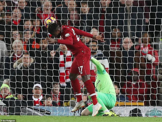 'Siêu dự bị' Origi giúp Liverpool hạ Everton ở phút 90+6 - Ảnh 2.