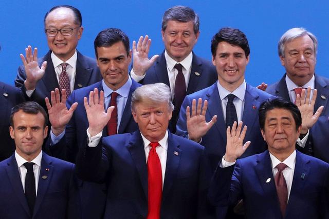 Thượng đỉnh G20: những chuyện bên lề giờ mới kể - Ảnh 1.