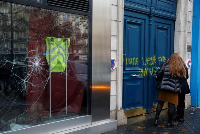Biểu tình bạo loạn ở Pháp: 378 người bị tạm giữ, trong đó có 33 trẻ vị thành niên - Ảnh 4.
