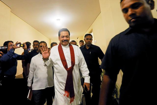 Lạ kỳ khủng hoảng chính trị ở Sri Lanka - Ảnh 2.