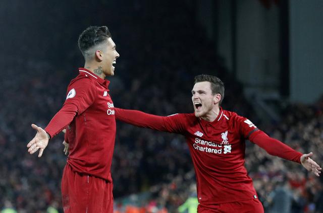 Firmino lập hat-trick, Liverpool nhấn chìm Arsenal 5-1 - Ảnh 1.