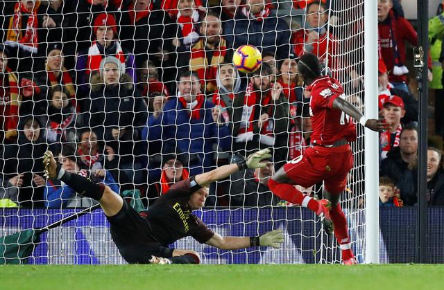 Firmino lập hat-trick, Liverpool nhấn chìm Arsenal 5-1 - Ảnh 2.