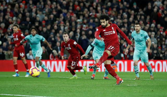Firmino lập hat-trick, Liverpool nhấn chìm Arsenal 5-1 - Ảnh 3.