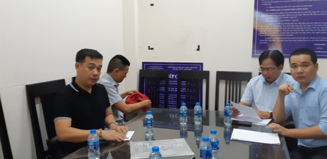 Xử phạt doanh nghiệp làm visa cho đoàn khách mất tích ở Đài Loan - Ảnh 1.